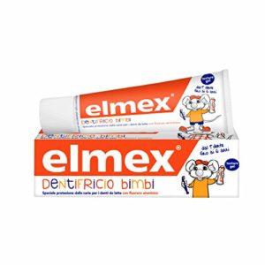 Elmex, Dentifricio Bimbi