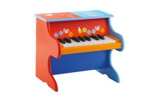 Sevi, Pianoforte