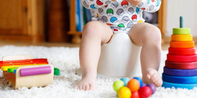 Pannolino addio! Toilet training, come insegnare l'uso del bagno ai bambini