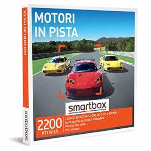 Smartbox, Cofanetto Motori in Pista