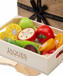 Jaques London, Set frutta da tagliare