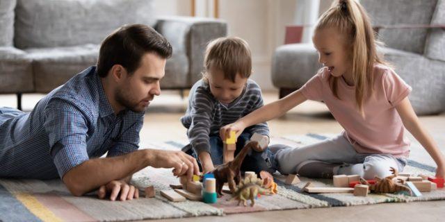 Il ruolo (fondamentale) della figura paterna nello sviluppo del bambino