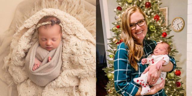 Molly, la bimba più vecchia del mondo nata da un embrione congelato 27 anni fa