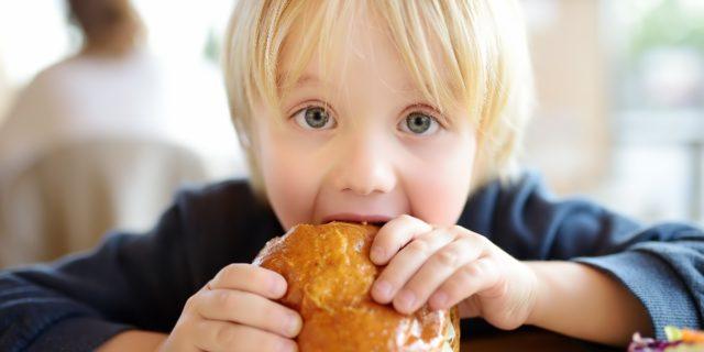 Come lo stress da Pandemia influisce sull'alimentazione dei bambini? Lo studio