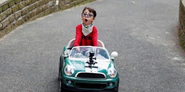 Sirio Persichetti e la sfida agli stereotipi della disabilità a colpi di ironia