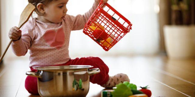 L'importanza dei giochi sensoriali per bambini stimolati e impegnati