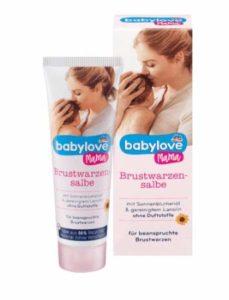 Babylove - Balsamo per capezzoli, 30 ml