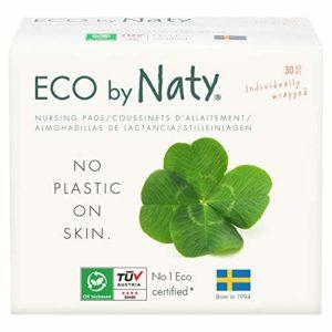 Eco By Naty, Coppette Assorbilatte Ecologiche