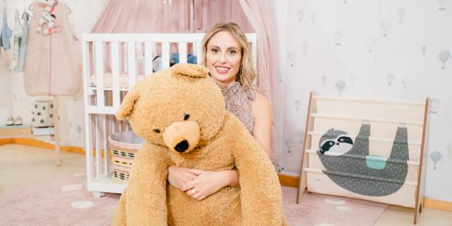 """Elena Biondi, la tata del sonno: """"Aiuto genitori e bebè a dormire notti serene"""""""