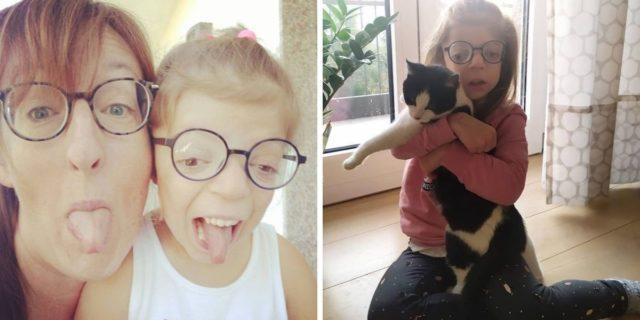 La storia di Erika mamma (imperfetta) di Rebecca, affetta dalla sindrome di Pfeiffer