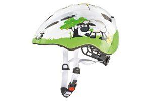 Uvex, Casco da ciclismo Bambino, motivo: Pecorella, Verde