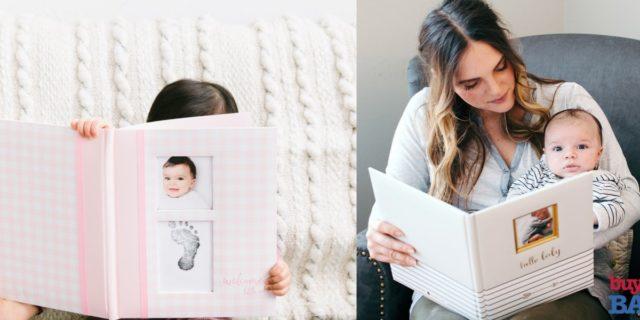 Album nascita, una preziosa scatola per custodire i ricordi più belli del bebè