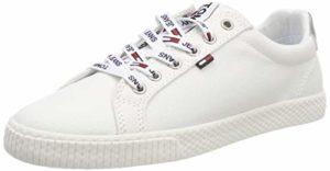 Tommy Jeans Casual Sneaker, Scarpe da Ginnastica Donna