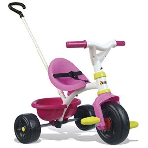 Smoby Triciclo Triciclo Be Fun Girl 15 mesi