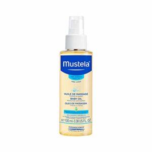 Mustela Olio Massaggio Idratante e Lenitivo - 100 ml