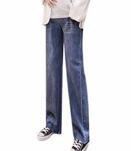 Pantaloni/Jeans Premaman Donna Gravidanza Baggy