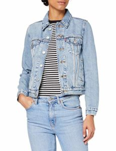 Levi's Original Trucker Giacca in Jeans, Donna