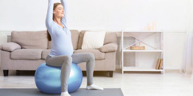 L'attività fisica in gravidanza previene i problemi di salute del bambino
