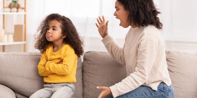 Sculacciate e urla provocano un minore sviluppo del cervello del bambino