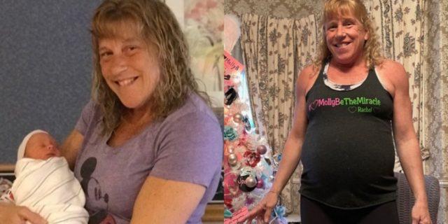 Barbara Higgins, mamma a 57 anni: dopo il lutto (e un tumore) una nuova vita