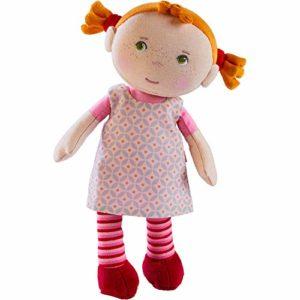 Bambola di stoffa Kuschelpuppe Roya