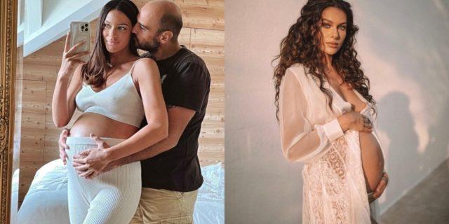 """Paola Turani: """"Ecco i miei 9 mesi di gravidanza racchiusi in una foto"""""""