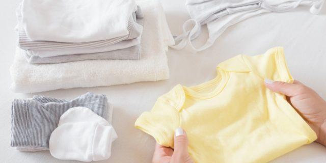 Intimo per neonati, caratteristiche e consigli per scegliere gli indispensabili