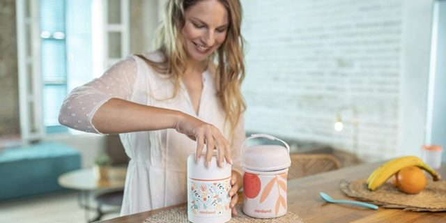 Thermos pappa, l'accessorio indispensabile per il pasto del bebè fuori casa