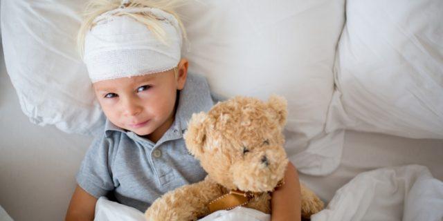 Trauma cranico dei bambini: cosa fare? Le risposte della pediatra