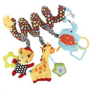 YeahiBaby Spirale Bed passeggino giocattolo bambino