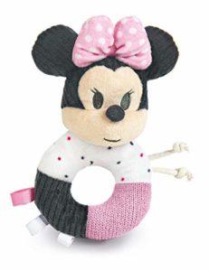 Clementoni Disney Baby Minnie Morbido Anello Sonaglino