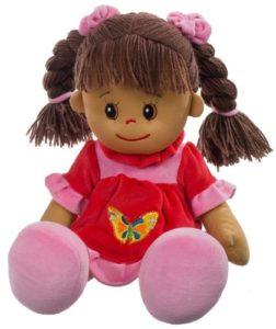 Heunec - Bambola Lucy con Capelli castani