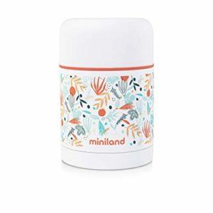 Miniland - Thermos PortaPappa Mediterranean 600ML