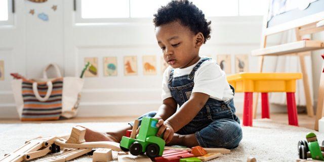 Salopette per neonato, comode tutto l'anno (in denim, cotone o lana)