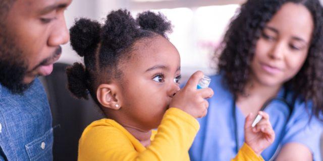 Asma nei bambini: falsi miti da sfatare e cose importanti da sapere