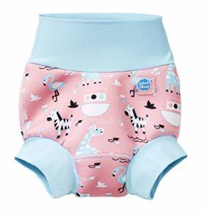 Splash About Kids New Improved Happy Nappy, Pannolino Migliorato Unisex Bambini