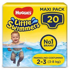 HUGGIES Little Swimmers Pannolini per Mare e Piscina