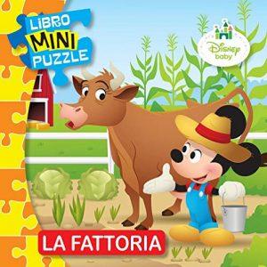 La fattoria Disney baby - Libro mini puzzle