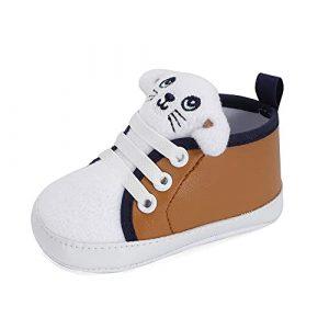 LACOFIA Sneaker Primi Passi per Neonato