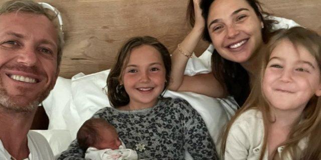 """Gal Gadot mamma per la terza volta, è una bimba: """"Sono stanca e felice"""""""