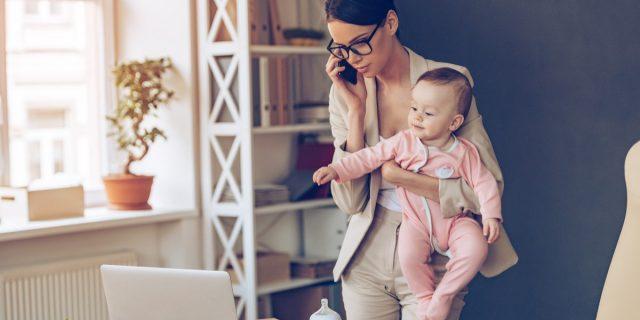 Come i figli hanno influenzato la carriera dei genitori, le vostre storie