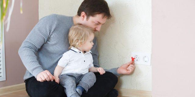 Copripresa, per una casa (sicura) a prova di bebè