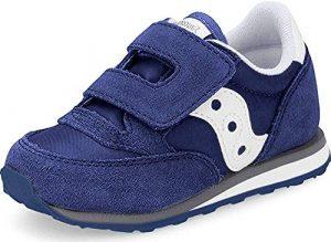 Saucony Sneaker Jazz HL Baby-  Blu/Bianco