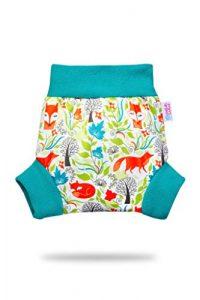 Pull Up Cover Petit Lulu - Costume lavabile di stoffa Neonati - Bambini