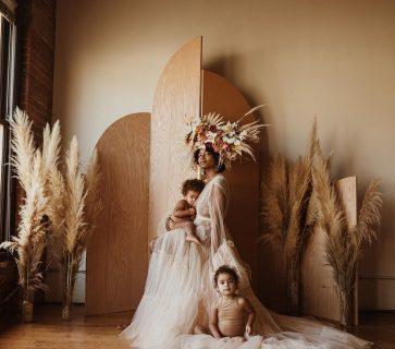 Quando l'allattamento diventa arte ed empowerment. Le foto di Brianna McDaniel
