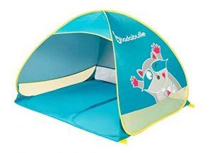 Badabulle - Tenda da Spiaggia per bambini anti UV