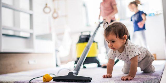 Quando troppa igiene fa male al sistema immunitario del bambino, lo studio