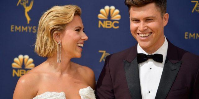 Secondo figlio in arrivo per Scarlett Johansson, il primo con il terzo marito Colin Jost