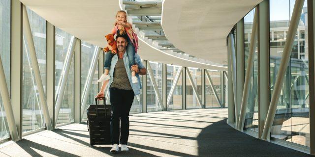 Le vacanze dei genitori separati: come affrontarle per la serenità del bambino