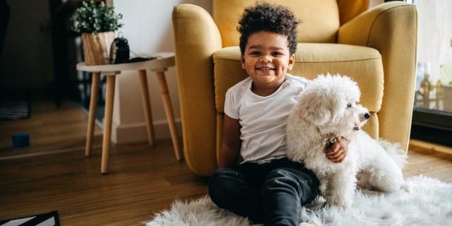 Giornata Internazionale del cane 2021: perché i bambini ne vogliono uno?
